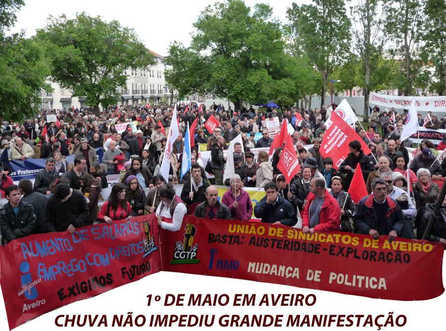 1º de Maio em Aveiro